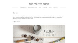 The Painted Chair
