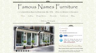 Famous Names Furniture