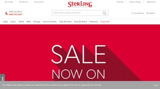 Sterling Furniture Edinburgh