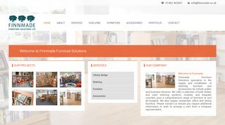 Finnmade Furniture Solutions