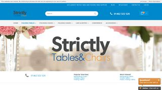 Strictly Tables & Chairs