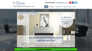1st DZine Office Solutions