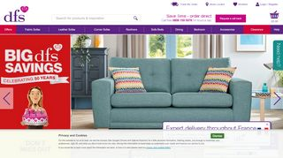 DFS Furniture Brigg