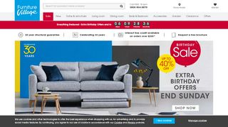 Furniture Village Slough