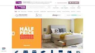 Bensons for Beds Weston-Super-Mare
