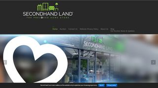 Secondhand Land