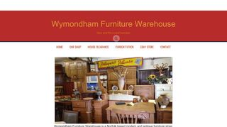 Wymondham Furniture Warehouse