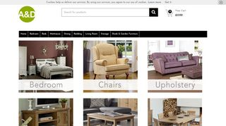 A&D House Furnishers