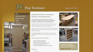 J C Pine Furniture Manufacturers