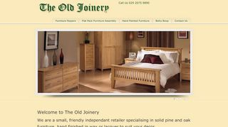 The Old Joinery