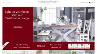 Homely Furniture 2 Go