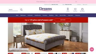 Dreams Bed Superstores