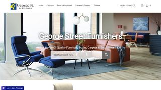 George Street Furnishers Cardiff