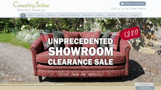 Country Sofas