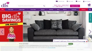 DFS Furniture Liverpool