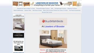 Lisseters Furniture