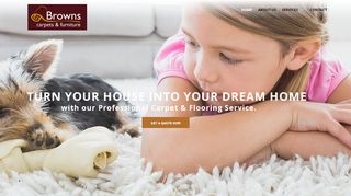 Browns Carpets & Furnishers