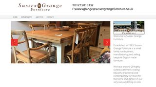 Sussex Grange Furniture