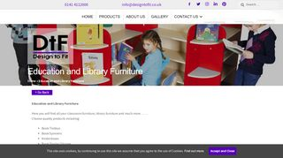 Education & Library Furniture