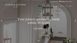 Hawker Joinery