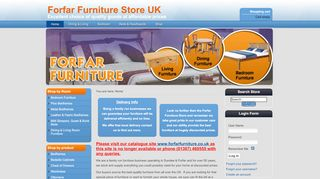 The Furniture Store Forfar
