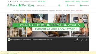 A World of Furniture