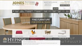 Jones The Furnishers