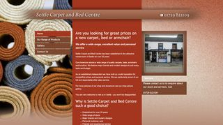 Settle Carpet & Bed Centre