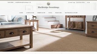 Black Bridge Furnishings
