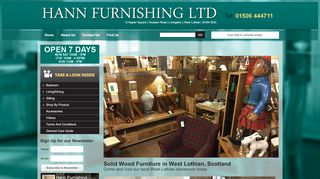 Hann Furnishing Ltd