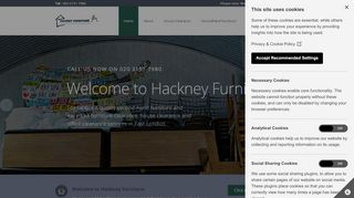 Hackney Furniture Benthal Green