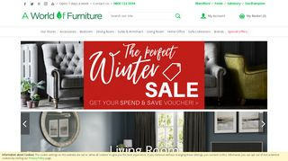 A World of Furniture Eastleigh