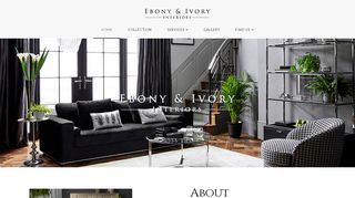 Ebony & Ivory Interiors