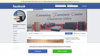 Knowsley Furniture Centre