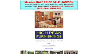 High Peak Pine & Furnishings