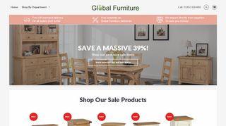 Global Furniture Stonehouse