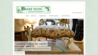 Brass Tacks Upholstery