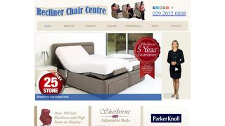 Recliner Chair Centre Cowbridge
