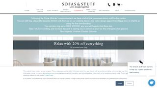 Sofas & Stuff Pulborough