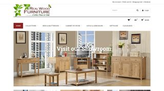 Real Wood Furniture Honiton