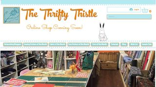 The Thrifty Thistle