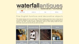 Waterfall Antiques