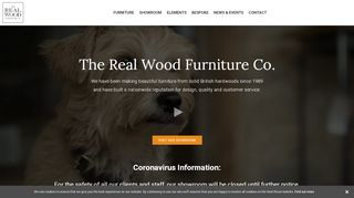 The Real Wood Furniture Co