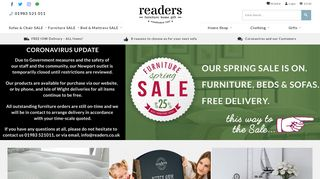 Readers Interiors