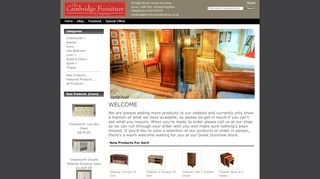 The Cambridge Furniture Co