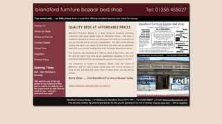 Blandford Furniture Bazaar
