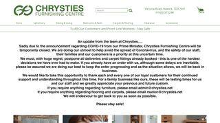 Chrysties Furnishing Centre