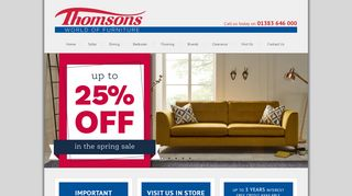 Thomsons World of Furniture