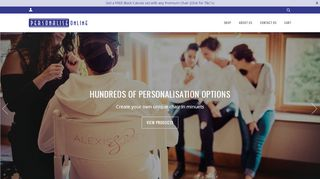 Personalise Online