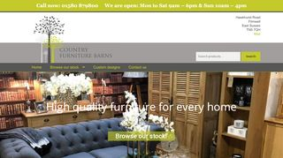 The Country Furniture Barns